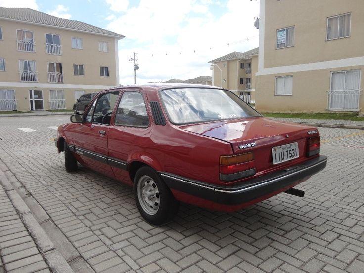 GM – Chevrolet Chevette Junior 1.0 1992 Gasolina São José dos Pinhais PR | Roubados Brasil