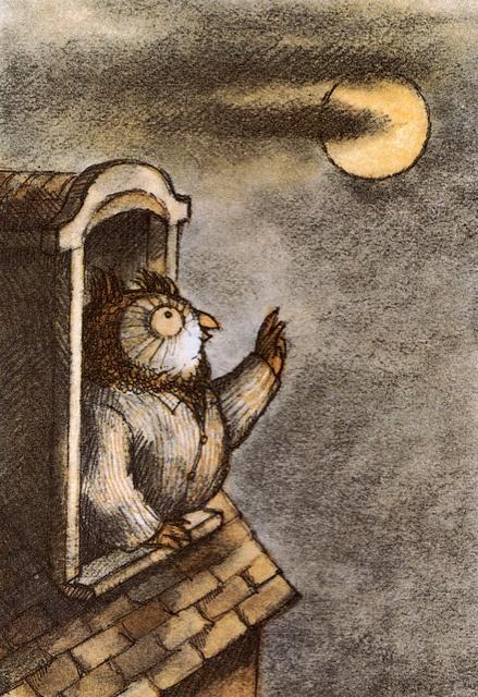 Owl At Home, Arnold Lobel