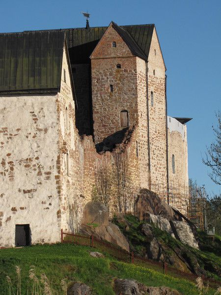 Kastelholm castel   Åland islands