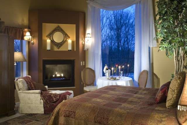 Wickwood Inn, best bed and breakfast...MICHIGAN BELLA DONNA