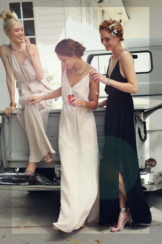 Maid by Yifat Oren for Rory Beca | Bridesmaid Dress Collection | Bridal Musings Wedding Blog