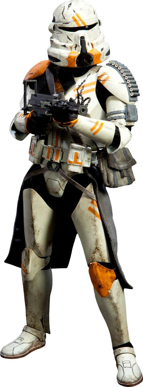 Star Wars - Stage 2 armor 212th Airborne Clone Trooper