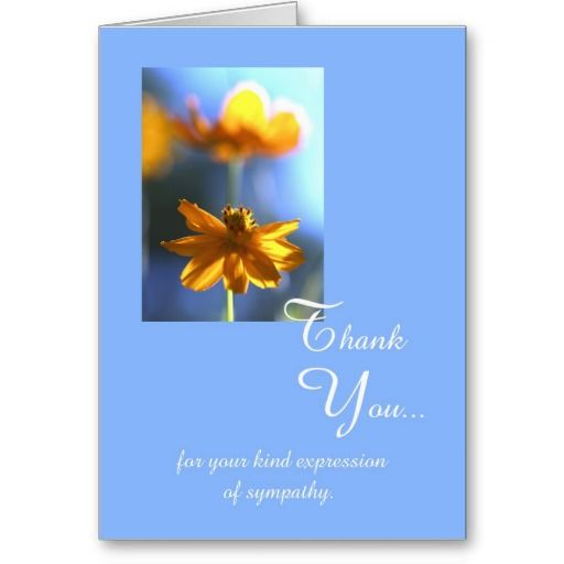 25+ parasta ideaa Pinterestissä Funeral thank you cards Funeral - funeral thank you note