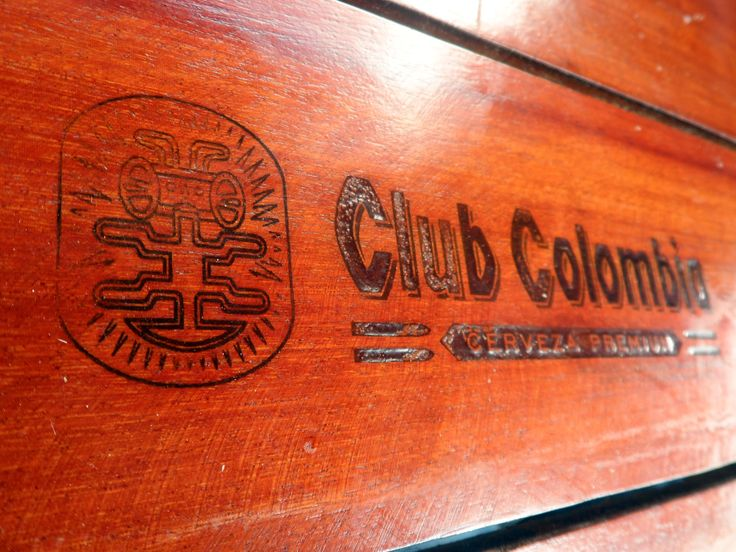 Club Colombia...