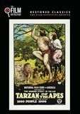 Tarzan of the Apes [DVD] [1918]