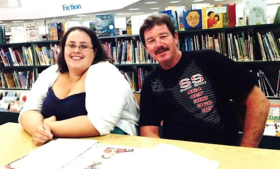Tutor Chelsea Caspar and student Harvey, who lives with his wife in Davidsonville and has struggled with reading throughout his life. He had to leave school at age 15 to work and help support his family. More than 50 years later, Harvey sought help from the AACLCso he could more confidently handle the paperwork associated with …