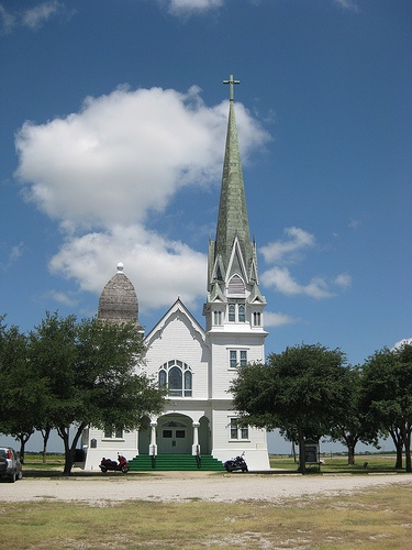 This church is right across from our ranch in Manor, Texas. New Sweden Lutheran Church, New Sweden, Texas