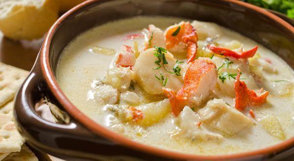 Ragoût de homard de la côte Est | Le homard du Nouveau-Brunswick est réputé pour sa qualité – pour un succès assuré, utilisez-le dans toutes vos recettes de fruits de mer… y compris cette délicieuse casserole.