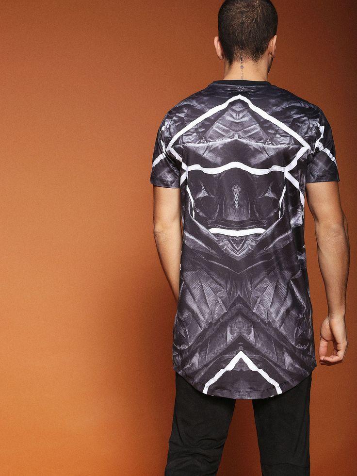 T-PUNCLES Camisetas Hombre | Diesel Online Store