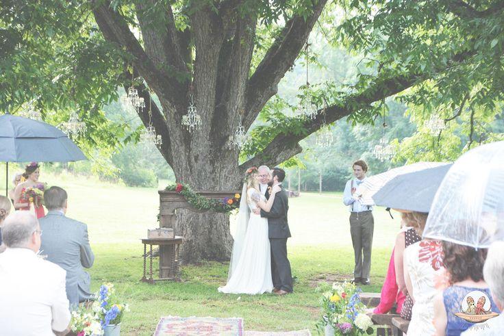 Boho wedding ceremony | Rustic Boho Wedding | Pinterest ...
