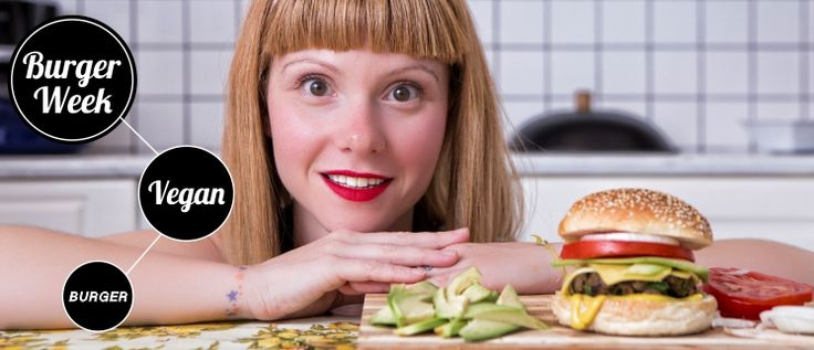 The absolute Vegan Burger with Mushroom patty #slourp