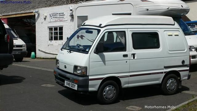 Ford Transit Based Rv >> mini motorhome | JC Leisure Mini -Camper Motorhome | vans | Pinterest | Mini vans, Campers for ...