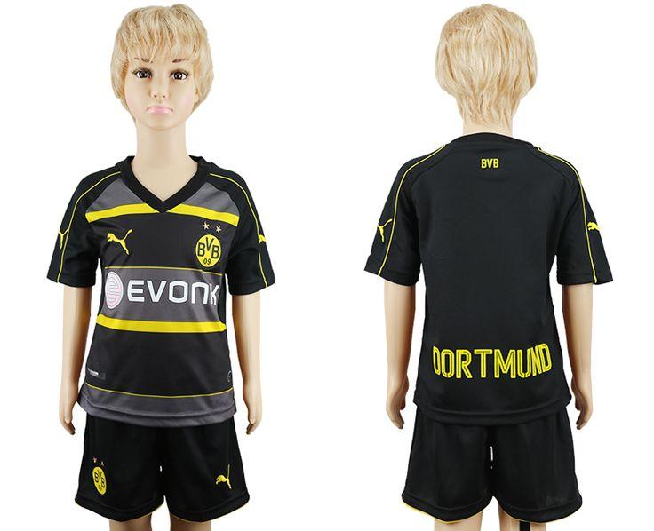 Dortmund away kid