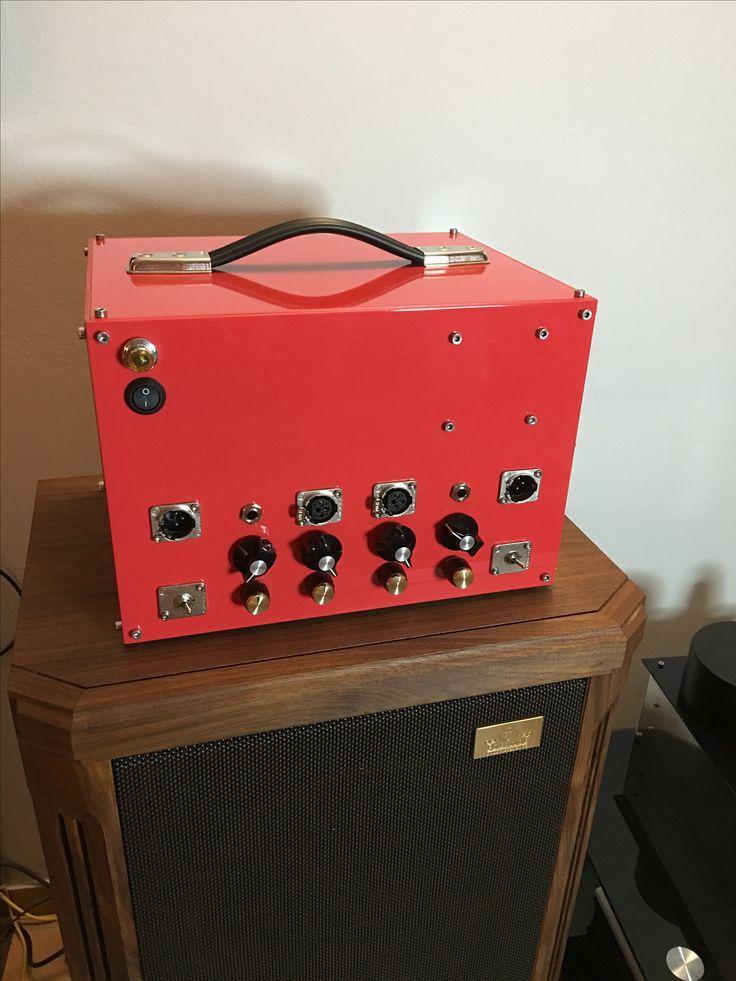 Dual mic amp