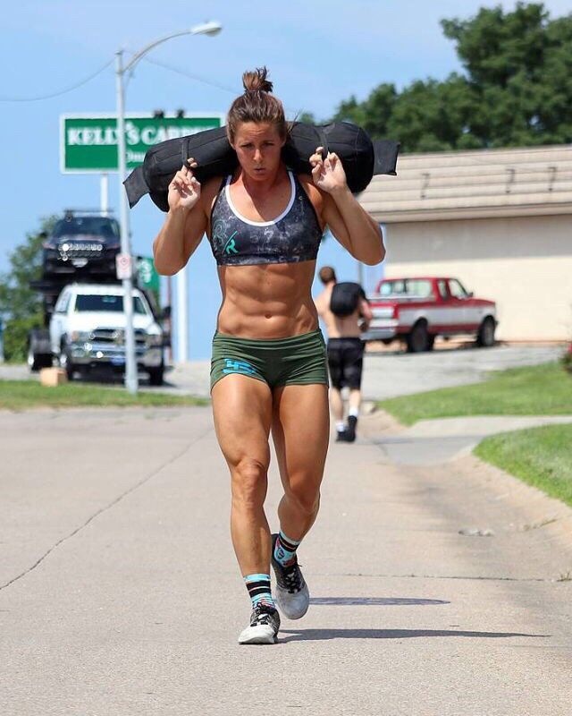 Crossfit Body Women 90 best Women I...