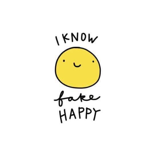 Fake Happy :: After Laughter