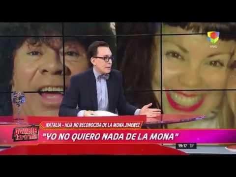 La hija no reconocida de la 'Mona' Jiménez le contó su historia a Marcel...