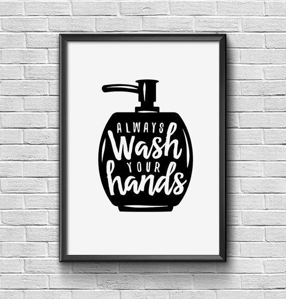 groß Bad Print Bad Kunst Bad Ausdrucke Badezimmer Regeln