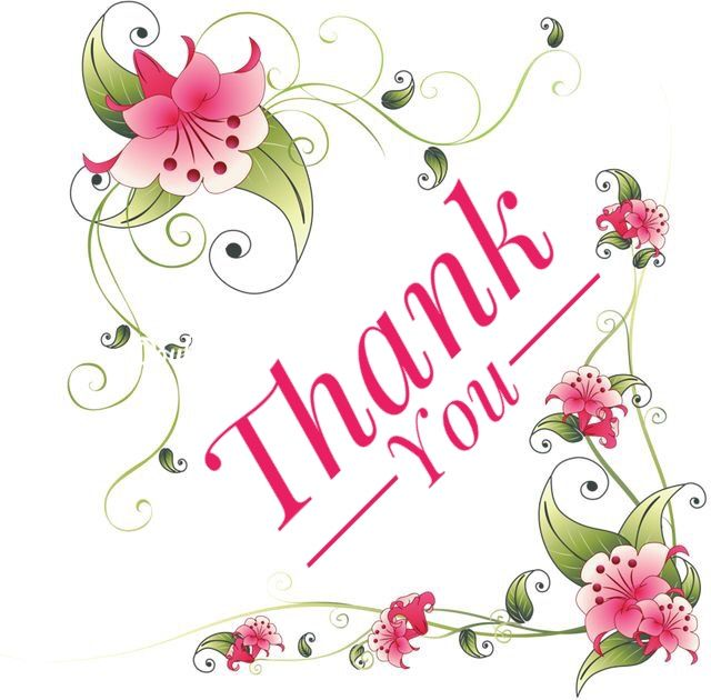 Clipart Thank You: 357 Best Thank You Clip Art Images On Pinterest