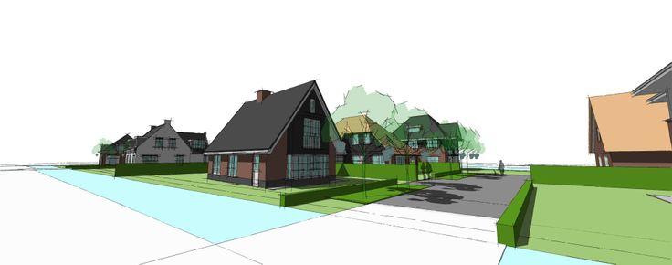 Type woningen die mogelijk zijn!