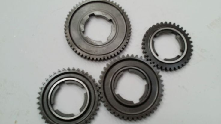 30 best scooter parts drivetrain transmission images on pinterest ukscooters vespa px200 complete gearbox 4 gears new fandeluxe Choice Image