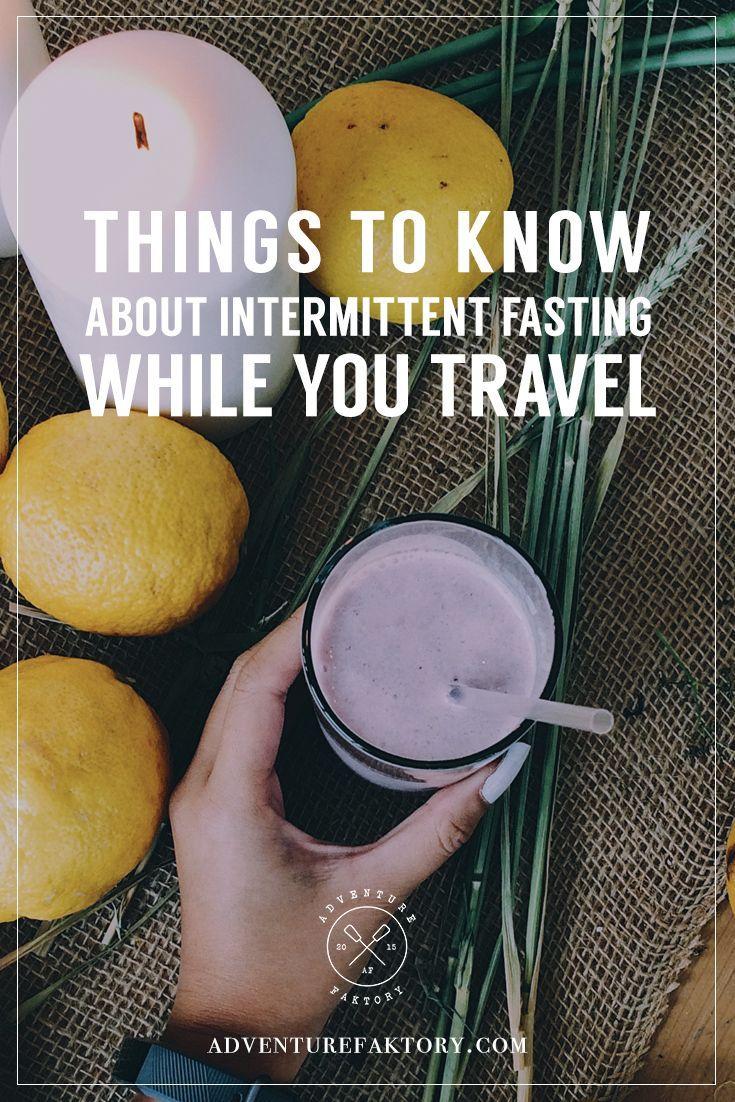 Health & Travel | AdventureFaktory Intermittent Fasting Guide