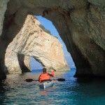 Sea Kayaking Zakynthos - Blue Caves