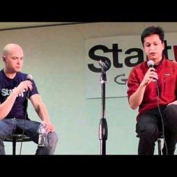 Pinterest CEO, Ben Silbermann, speaking at Startup Grind [HD]