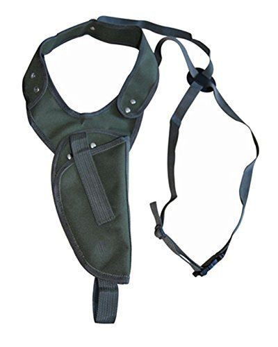 Ultimate Arms Gear OD Green Vertical Shoulder Holster Designed for Security, Comfort and a Quick Draw, Right Handed Fits Taurus Pistols
