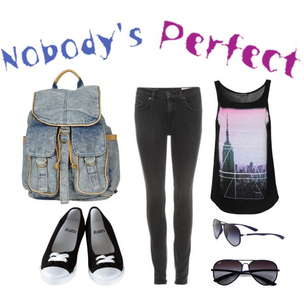 """""""Nobody's Perfect"""" by cami-victoria on Polyvore"""