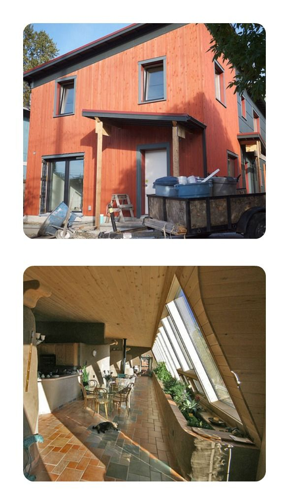 Pin by own a green home on solar passive solar homes for How to build a passive solar house
