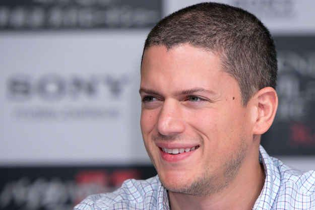 "Wentworth Miller, ""Prison Break"" Star, Comes Out As Gay, Declining Russian Film Festival Invite... well that sucks for me"