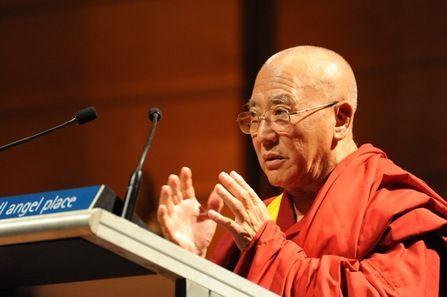 In Memoriam - His Eminence Khekoj Rinpoche