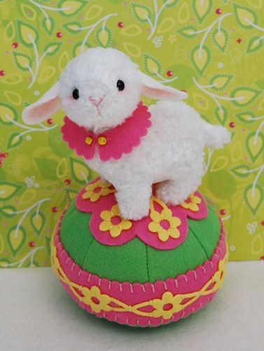 Easter Lambie | Flickr - Photo Sharing!