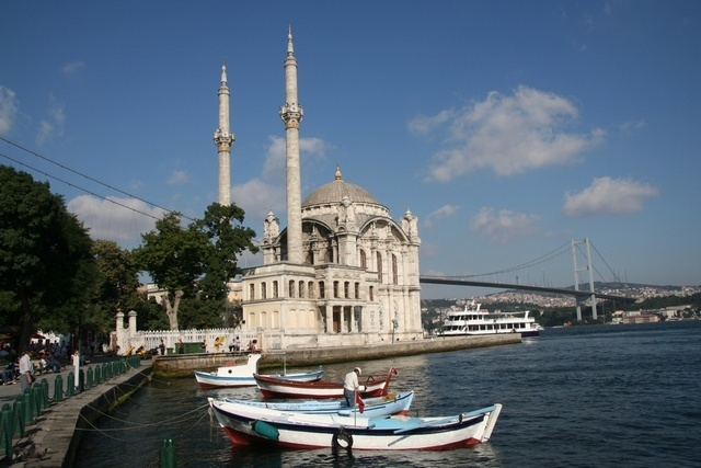 Travel dreams in Istanbul