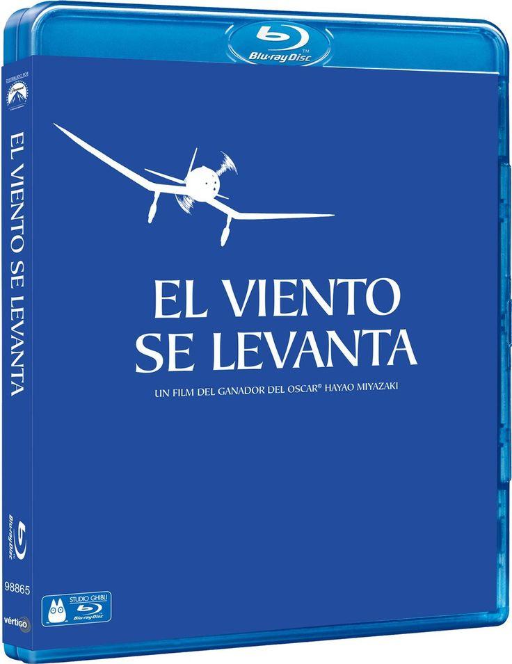 El Viento Se Levanta [Blu-ray]: Amazon.es: Steve Albert, Hideaki Anno, Hidetoshi Nishijima, Hayao Miyazaki, Toshio Suzuki: Cine y Series TV