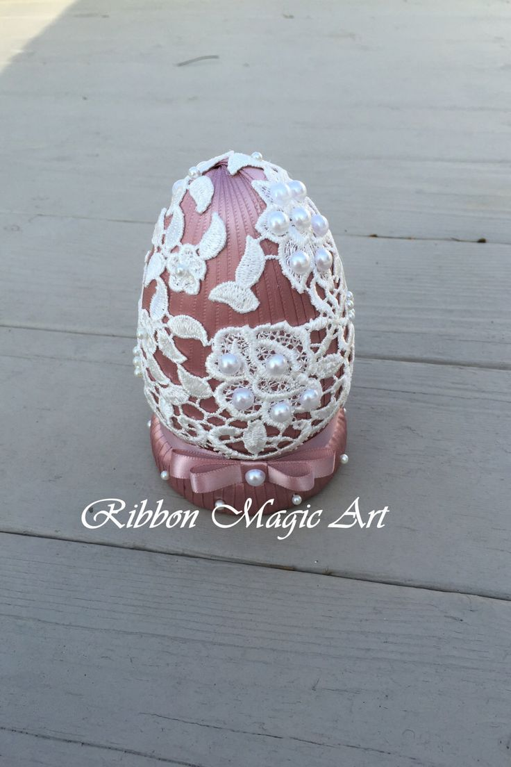 A personal favorite from my Etsy shop https://www.etsy.com/listing/271233165/easter-egg-lace-easter-eggs-easter