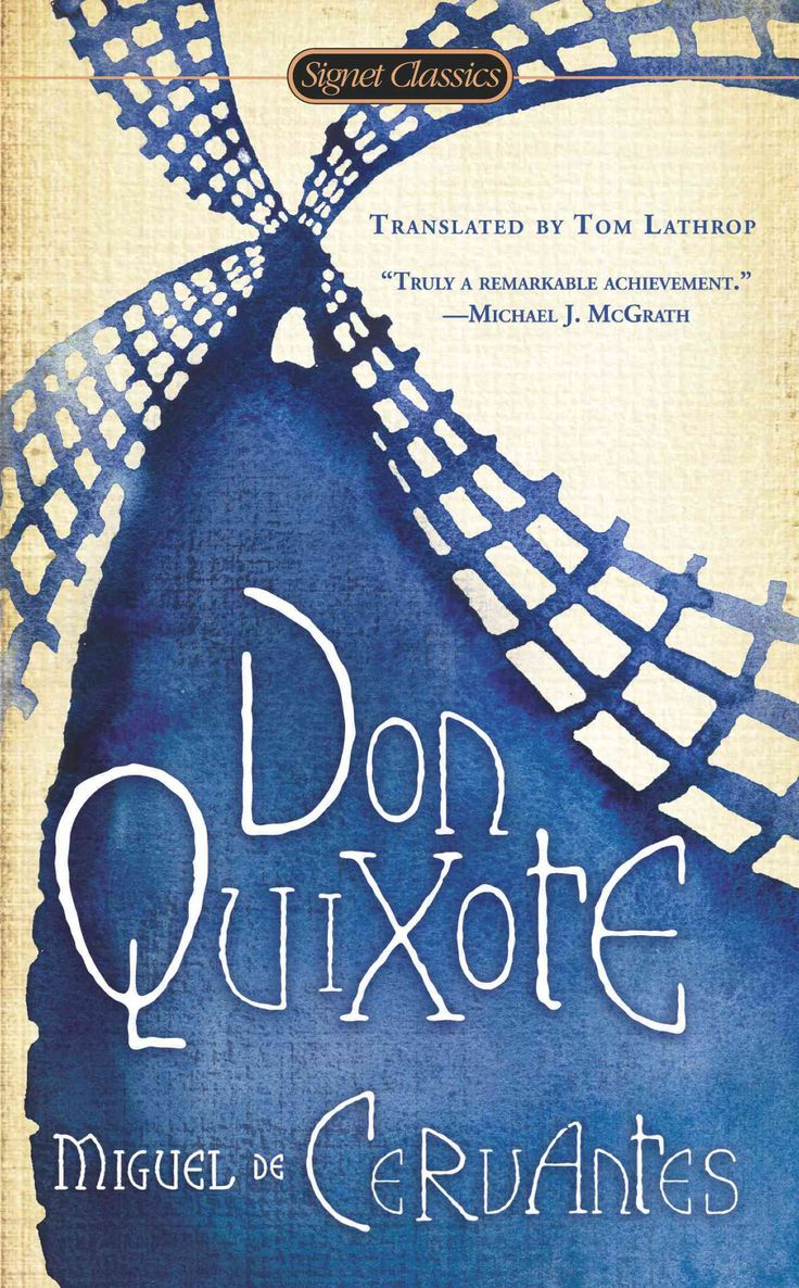 Complete and unabridged, Don Quixote is the epic tale of the man from La Mancha and his faithful squire, Sancho Panza. Their picaresque adventures in the world of seventeenth-century Spain form the ba