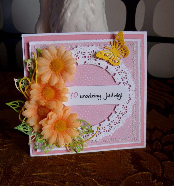 70 urodziny więcej na www.kasartt.blogspot.com