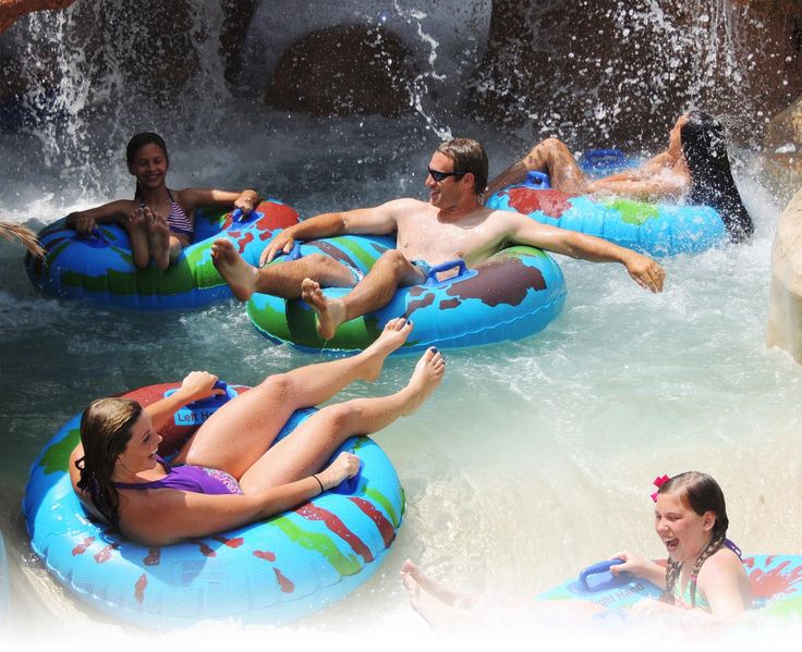 Shipwreck Island Waterpark Homepage, Panama City FL...opens last weekend in April.