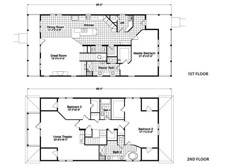 17 Best Images About Morton Home Buildings Floor Plans On
