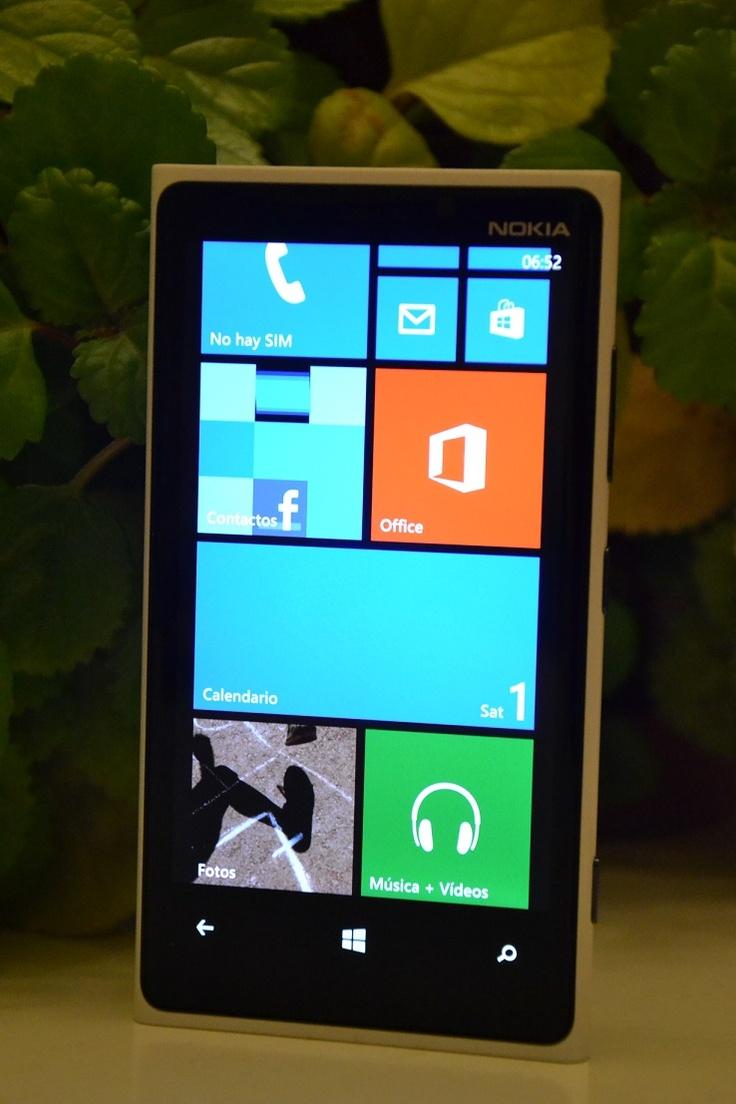 Nokia Lumia 920, análisis, imágenes y vídeos