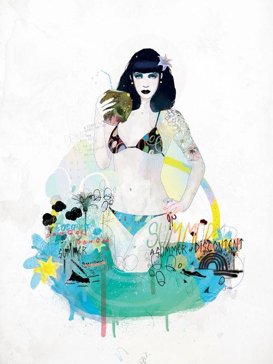 2012 by Raphael Vicenzi, via Behance