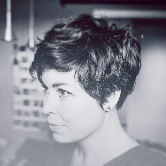 31. Cutting-edge - 50 Adorable Short Haircuts ... → Hair