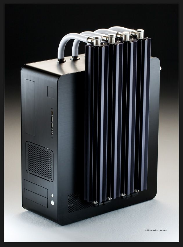 Awesome idea for a passive cooled system.