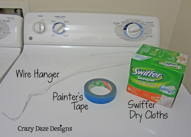 How to clean the dryer vent http://crazydazedesigns.blogspot.com/2012/02/cleaning-dryer-vent.html