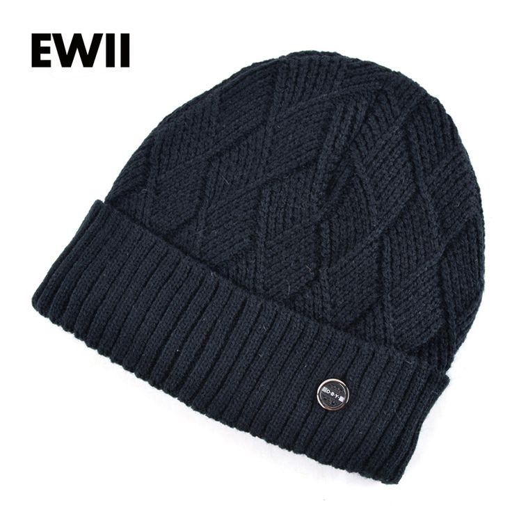 $5.39 (Buy here: https://alitems.com/g/1e8d114494ebda23ff8b16525dc3e8/?i=5&ulp=https%3A%2F%2Fwww.aliexpress.com%2Fitem%2F2016-Knitted-wool-hats-for-men-winter-hat-boy-beanie-caps-bone-skullies-men-beanies-warm%2F32721761722.html ) 2017 Knitted wool hats for men winter hat boy beanie caps bone skullies men beanies warm bonnet boy winter cap gorro masculino for just $5.39