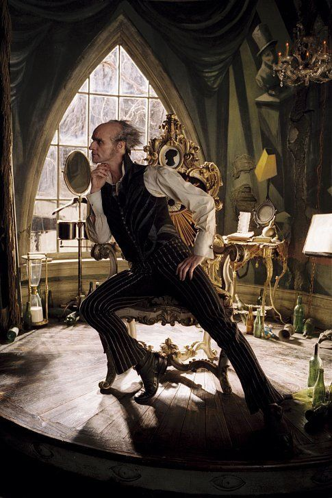 Jim Carrey in Lemony Snicket's A Series of Unfortunate Events