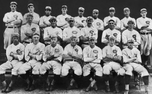 1919 World Series: The black mark on the game