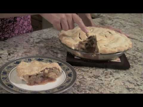 Best Homemade Apple Pie Recipe - Easy Pie Crust From Scratch